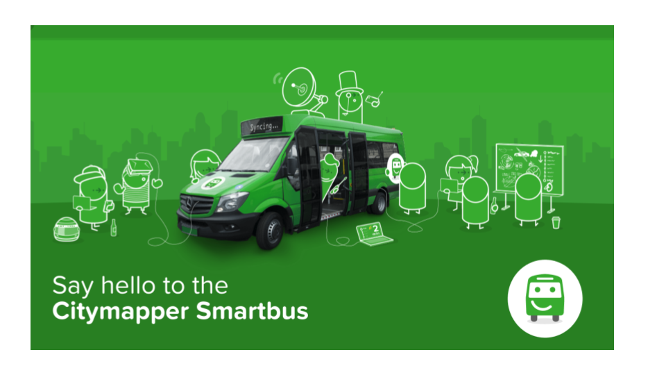 citymapper lateral move product